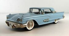 1959 Ford Thunderbird Brooklin Models Brk - 64 Light Blue 1/43 scale