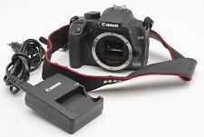 Canon EOS 1000d 1000 d 1000-d body carcasa DSLR cámara funda neopreni cámara reflex