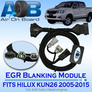 EGR MODULE FOR TOYOTA HILUX KUN26 3.0L Turbo Diesel D4D 2005 - 2015