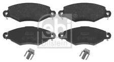 Brake Pad Set, disc brake FEBI BILSTEIN 16226