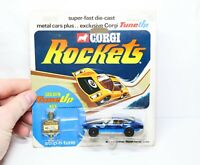 Corgi Rockets No 913 Aston Martin DBS - Mint Unopened On Card - Rare