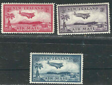 New Zealand Stamps C6-8 SG 370-72 Airs MNH VF 1935 SGCV $40.00