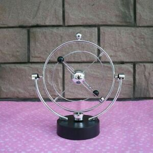 Electronic Perpetual Motion Toy Kinetic Art Home Education Gyroscope Kid's Gift