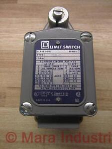 Square D 9007 TUB 5 Limit Switch 9007TUB5 Series C