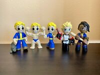 Funko Mystery Minis Fallout lot of 5