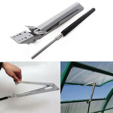 Greenhouse Vent Window Roof Kit Set Solar Heat Sensor Automatic Open and Close