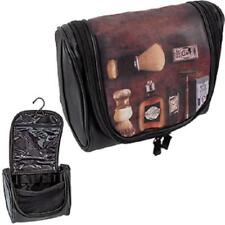 Kingsley MEN'S PATTERN HANGABLE TRAVEL/TOILETRIES DOPP BAG/CASE Great Gift NEW