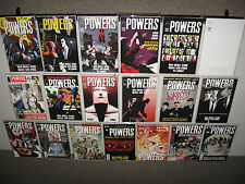 Powers 1-37 + Annual 1! A NM+ (9.6) set! The COMPLETE 1st Series! IMAGE 12 pix!