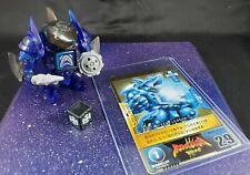 Beast Saga -  Killer Shark figure with gold card -  Takara Tomy Battle Beasts