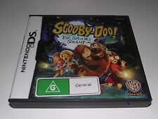 Scooby Doo and the Spooky Swamp Nintendo DS 2DS 3DS Game *No Manual*