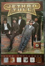 Jethro Tull Promo-Poster, Plakat Rock Island 91x61cm USA