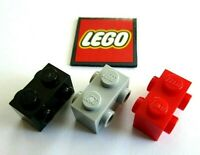 LEGO Brick 1x2 with Studs on Both Sides (Pack of 4) Choose Colour - Design 52107
