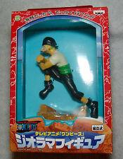NEW 2003 Banpresto One Piece Roronoa Zoro DX Diarama Figure USA SELLER FREE SHIP