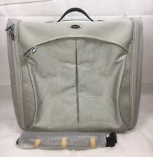 Tumi Style 6431 suiter carry-on Silver Gray Free US shipping* Shoulder Strap