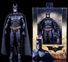 NECA DC Comic Batman Begins Arkham City 18cm Christian Bale Action Figure Statue