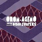 ONOM AGEMO AND THE DISCO JUMPERS - LIQUID LOVE CD NEU