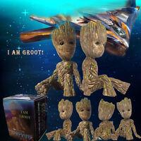 Guardianes de la Galaxia vol. 2 Bebé Groot Vinilo Figura Juguetes Muñeca