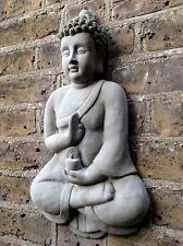 Large Divine Thai  Buddhas Wall Plaque. Unique From The Designer Sius.