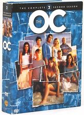 The O.C. OC - The Complete Second Season 2 DVD 2005 7-Disc Set 2nd Season