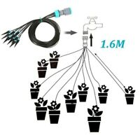 10 X Automatic Watering Irrigation Spike Garden Flower Drip Water Sprinkler UK