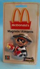 1997 McDonald's Hamburgler Refrigerator Magnet