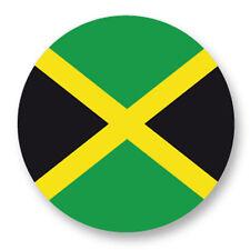 """Pin Button Badge Ø25mm 1"""" Drapeau Flag Jamaique Jamaica JM Kingston"""