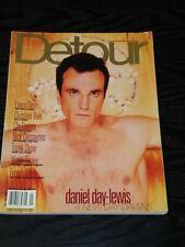 DETOUR magazine, Daniel Day Lewis, Christian Bale, Che Guevara, Nick Cassavetes