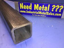 "2-1/2"" x 12""-Long x 1/4""Wall Steel Square Tube-->2.500"" Steel Square Tube"