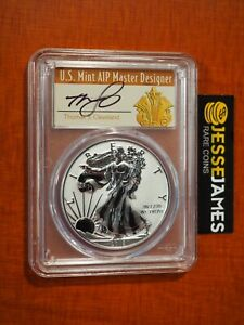 2019 W ENHANCED REVERSE PROOF SILVER EAGLE PCGS PR70 CLEVELAND FIRST DAY ISSUE