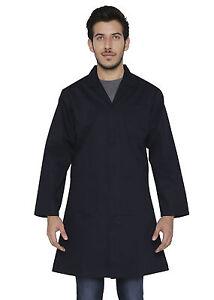 M119 Ashdan Lab Coats, Warehouse Coats, Uni Coats, Quality Work coat - Navy