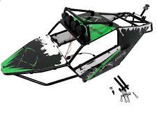 Rovan V2 Steel Sand Rail Roll Cage Body Panels L.E.D Fits HPI Baja 5B 5T Green