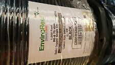 Directv PERFECT VISION EnviroReel  Black 1000ft RG6 Single Solid Copper Cable