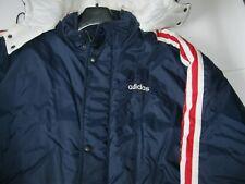Adidas Winter Jacket Parka,  Navy Blue,XL