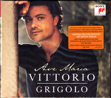 Vittorio GRIGOLO: AVE MARIA Bartolucci Caccini Catena Franck Schubert Verdi CD