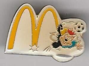 Pin metaal / Badge metal - McDonald's - Voetbal