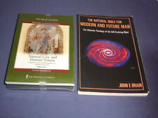 Teaching Co Great Courses  DVDs :     NATURAL LAW  HUMAN NATURE      new + BONUS