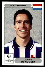 Panini Champions League 2000/2001 - Dennis de Nooijer SC Heerenveen No. 151