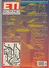 ETI Electronics Today International January 1992