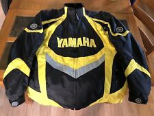 Men's Insulated & Reflective Motorcycle Safety Jacket In XL
