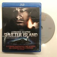 Shutter Island (Blu-ray Disc, 2010, Canadian)