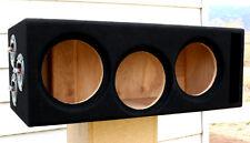 Sundown Audio Triple SA8v2 SA8v3 E8 Premium Custom Ported Vented Sub Box 1.5ft^3