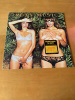 ROXY MUSIC COUNTRY LIFE PROMO FIRST PRESSING CHEESECAKE MINT LP