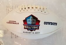 Dallas Cowboys - Arizona Cardinals Hall  of Fame Mini Football