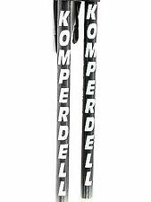 KOMPERDELL Ski Poles for Kids – Adjustable Telescopic Rookie Series