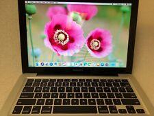 "Apple Macbook Pro 13"" Laptop i5 2.4GHz 8GB RAM 500GB HD *1 YEAR WARRANTY* A1278"