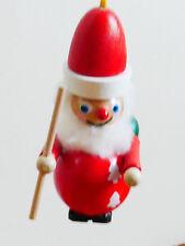 Steinbach Christmas Ornament Handmade NEW in Box Santa Claus