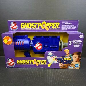 2020 Kenner Real Ghostbusters Ghost Popper Blaster Brand New
