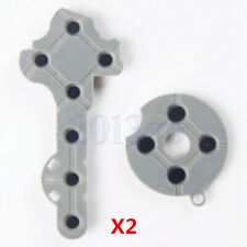 2 Set Conductive Rubber Contact Button D-Pad Replacement For Xbox 360 Controller