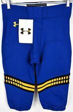 Under ArmourFootball Game Pants Shorts Mens Sz L Large 16TrainingBlue & Gold