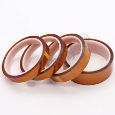 1 Roll 3mm X 10 Meter Temperature Kapton Resistant Polyimide Double Sided Tape